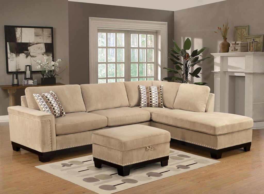 opulence in taupe