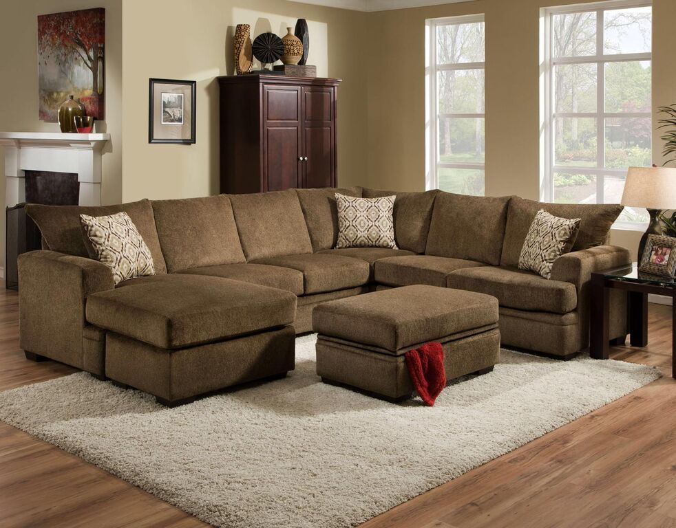 Sectionals Gonzalez Home Furniture